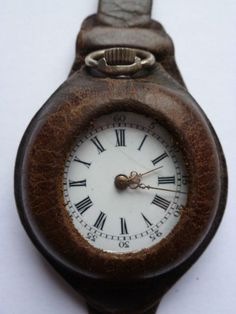 Catawiki online auction house: Trenches watch 1914-1918
