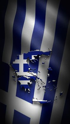Greece Santorini Greece, Athens Greece, Greece Wallpaper, Greece Flag, Greek Culture, Flags Of The World, In Ancient Times, Archaeological Site, Macedonia