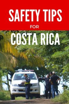 Costa Rica is generally a very safe and peaceful place to visit. As long as you exercise some precautions, you shouldn't have any problems on your trip. Here are some general safety tips and also specific guidance for different situations.