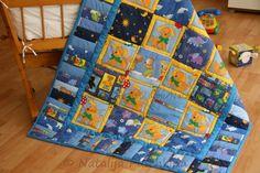Möchtest du deine eigene Babydecke nähen? Hier findest du leichte Nähanleitungen um Babydecken und Krabbeldecken zu nähen! Informiere dich jetzt!