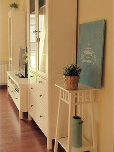 Muebles Hemnes de Ikea