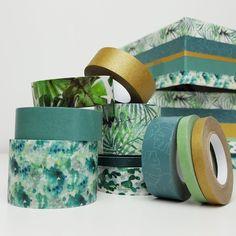 Ich zeige dir ganz viele Ideen mit Washi Tape!   #Tape #WashiTape #bastelnmitTape #DIY Washi Tape Diy, Diys, Blog, Planter Pots, Bullet Journal, Business, Creative Ideas, Decorating Ideas, Rice Paper