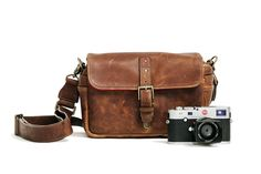 Designed with style and versatility in mind, the Bowery is your camera bag one…