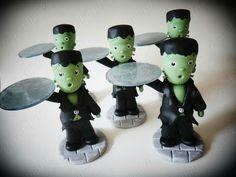Porta docinhos  Frankenstein