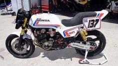 Honda. Fast Freddie Spencer style.