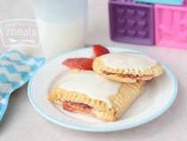 Delicious and more nutritious than the real thing, using pie crust and jam/jelly/preserves these are a perfect back-to-school breakfast your kids will love.