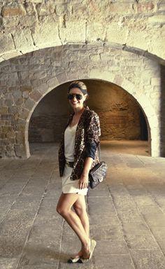 look com shorts saia