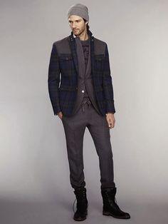 men's fashion & style - Banana Republic Autumn/Winter 2015