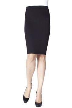 Luxxe? Slimming Apparel Luxxe Slimming Apparel Women's Slimming Pencil Skirt