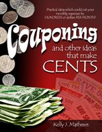 Couponing and other ideas that make Cents.