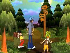 El Chavo animado - Temporada 2: El Campamento (18)