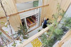House Komazawa Park - via sole-studio.blogspot.com
