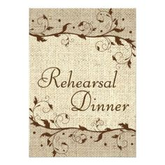 =>>Save on          Brown lace and burlap wedding rehearsal dinner custom announcement           Brown lace and burlap wedding rehearsal dinner custom announcement we are given they also recommend where is the best to buyReview          Brown lace and burlap wedding rehearsal dinner custom ...Cleck Hot Deals >>> http://www.zazzle.com/brown_lace_and_burlap_wedding_rehearsal_dinner_invitation-161982983866384123?rf=238627982471231924&zbar=1&tc=terrest
