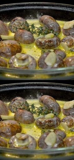 Diabetic Recipes, New Recipes, Baking Recipes, Favorite Recipes, Healthy Recipes, Mushroom Gravy, Quick Meals, Food Photo, Entrees