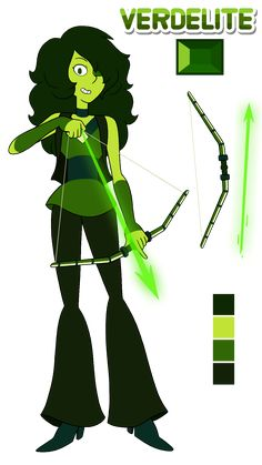 erraday steven universe original fan character carbon