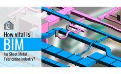 How vital is #BIM for sheet metal fabrication?