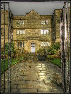 Eyam Hall, Eyam, Derbyshire, UK