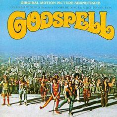 I love Godspell and the happy hippies
