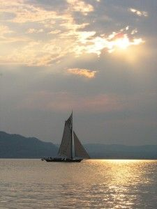 The Clearwater, Hudson River, New York