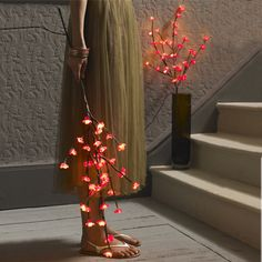 love the light - romantic!