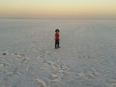 Great Rann of Kutch, Gujarat, india  people often count this pic as snow-clad, but its actually the natural salt desert formed by the receding Arabian sea after the monsoon!! a rare spectacular to see!!