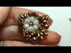 Orecchini Esmeralda (DIY - Esmeralda Earrings) - YouTube