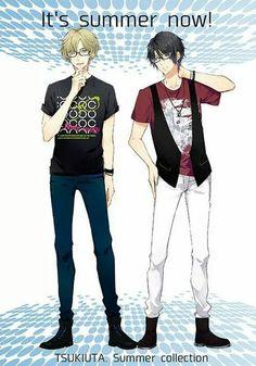 TsukiUta's Summer Time ^Haru&Hajime^