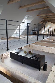 Danish Design Brand Vipp Reveals Plans for a Hotel Concept with a New 400 sqm Loft in Copenhagen - Nordic Design