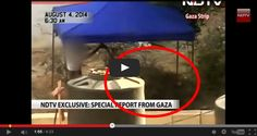 Watch: Raw Footage From Gaza Catches Hamas At Their Most Cowardly. WOW, MUST WATCH, PASS IT ON.