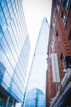 The London Bridge Hotel exterior - the Shard in London, central London guide from @sweetphi