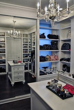 I like that mirror. Too bad current closet not big enough for this