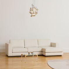 Modulares Sofa – 4 moderne und flexible Deisgns von Paola Lenti ...