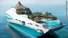 Tropical Island Paradise that it is real.   Even your own vulcano is included.