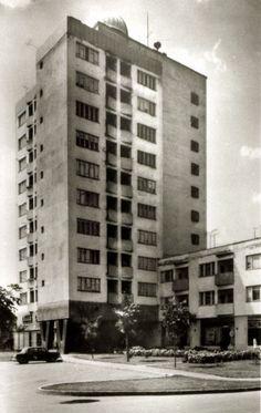 Multi Story Building, The Originals, Image