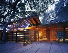 A Single Man in a Singular Home: Remodelista: Schaffer House by John Lautner