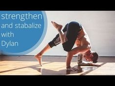 Strengthen and Stabilize: Free Yoga Flow with Dylan Werner - YouTube