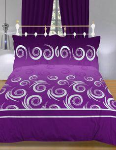 Cartwheel Purple.
