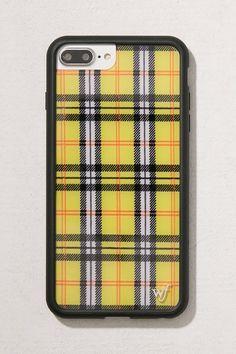 Wildflower Yellow Plaid iPhone 8 Plus Case Diy Iphone Case, Iphone Phone Cases, Phone Covers, Iphone Ringtone, Accessoires Ipad, Accessoires Samsung, Iphone 8 Plus, Iphone 100, Apple Iphone