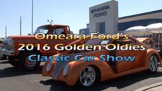 O'Meara Ford's Golden Oldies Car Classic 2016  www.omearaford.com Call: 303-254-5100 TV Host Jann Scott talks with car owners and collectors at the 2016 O'Meara Golden Oldies Car Classic. We see Classic cars and fine automobiles and we came across Mr. Brian O'Meara himself. He talks about the history of O'Meara Ford in Northglenn and shows us some of the really old Ford's they're presenting at the show. Classic 2016, Classic Car Show, Classic Cars, Used Cars And Trucks, New And Used Cars, Ford 2016, Denver City, Racing Events, Old Fords