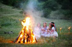 Kupala Night: What Is It & Why It Is Celebrated Jump Over, John The Baptist, Summer Solstice, Travel Articles, Rest Of The World, Sound Of Music, Getting Wet, Time Of The Year, Far Away