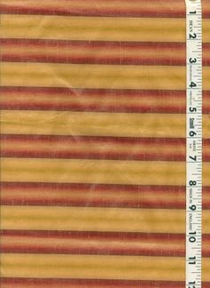 img1460 from LotsOFabric.com! Order swatches online or shop the Fabric Shack Home Decor collection in Waynesville, Ohio. SILKY SALE 50% OFF UNTIL 2/22/15! #faux #silk #stripes #red #gold #drapery #bedding #pillow