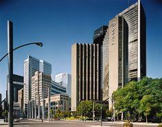 Delta Centre-Ville- Montreal, Quebec Skyscraper, Centre, Multi Story Building, Montreal Quebec, Cities, Landscapes, Skyscrapers