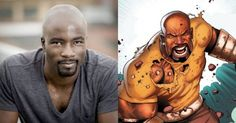 First Look At Mike Colter As Luke Cage On Jessica Jones Set - Cosmic Book News