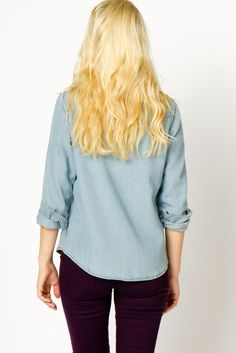.blonde ombre?..