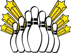 free sports bowling clipart clip art pictures graphics 2 olivia rh pinterest com free bowling clipart borders free clipart bowling strike