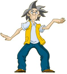 Uncle ~ Jackie Chan Adventures