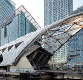 Norman Foster's Grand Canary Wharf Crossrail Station in London is Almost Finished | Inhabitat - Sustainable Design Innovation, Eco Architecture, Green Building