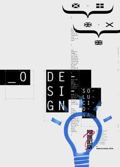 Por que Design? | Miami Ad School | DigitalPrint | F/Nazca Saatchi & Saatchi