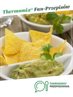 Guacamole jest to przepis stworzony przez użytkownika Thermomix. Ten przepis na Thermomix<sup>®</sup> znajdziesz w kategorii Sosy/Dipy/Pasty na www.przepisownia.pl, społeczności Thermomix<sup>®</sup>.