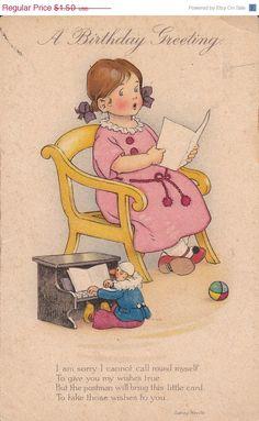 vintage card via etsy